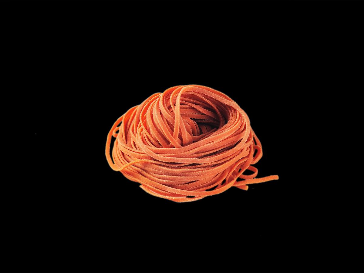 tagliolini-morkov